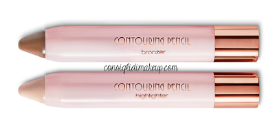contouring pencil set rebel romantic kiko