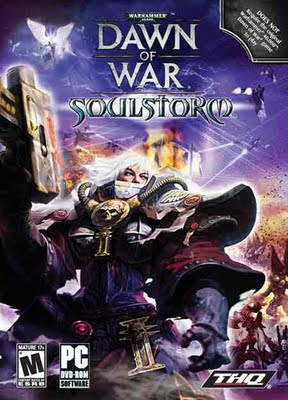 Warhammer 40k Dawn of War Soulstorm PC
