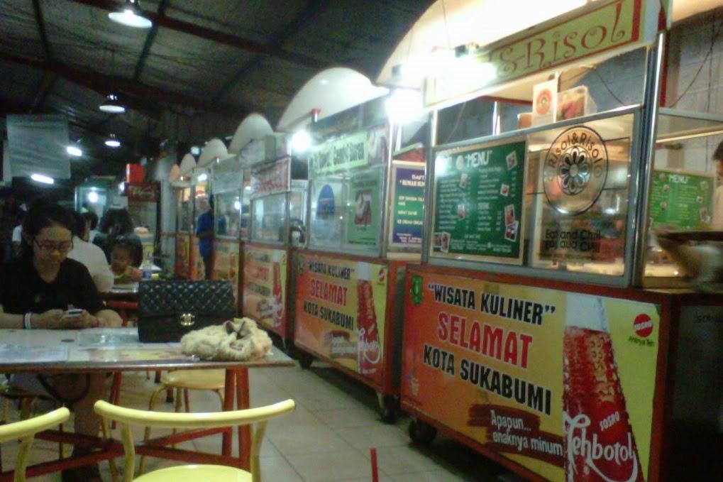 Image result for Sentra Kuliner Toserba Selamat