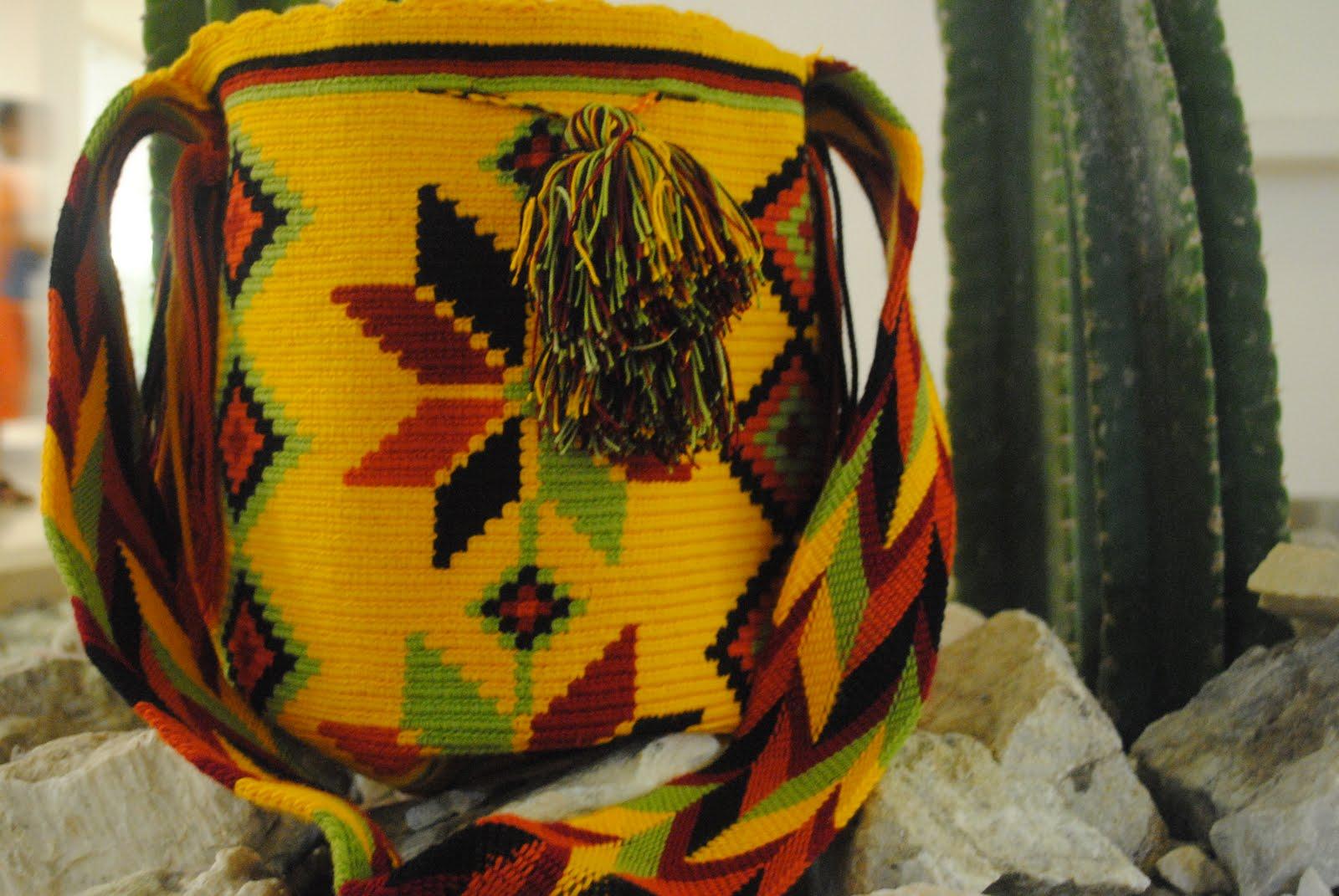 Pulseras wayuu