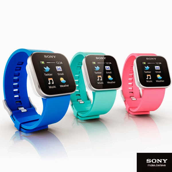 sony smartwatch colores