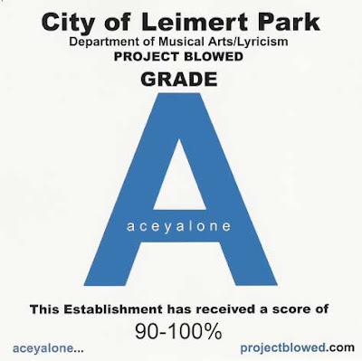 Aceyalone – Grade A (CD) (2004) (320 kbps)