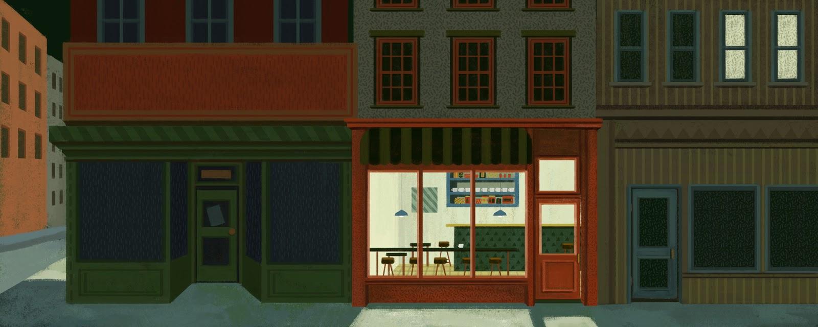 nuncalosabre. Night Cafe - OMD (Maniobras Orquestales en la Oscuridad)
