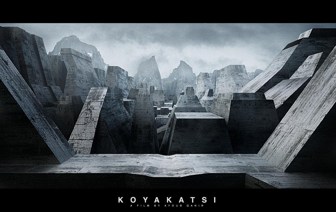 Koyakatsi: The Movie. Trailer. Ayoub Qanir