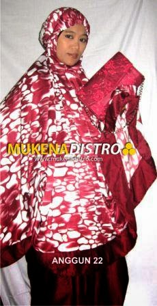MUKENA DISTRO | ANGGUN 22 | READY