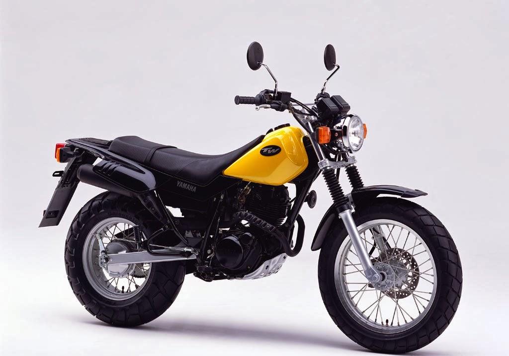 Yamah XT 250cc New Bikes