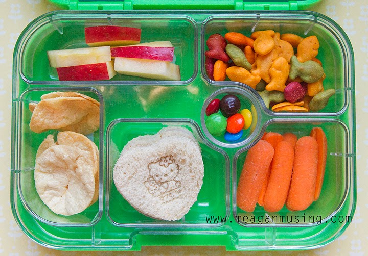 Meagan Musing: Easy Preschool Bentos