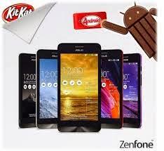 Cara Update Asus Zenfone 5 Ke Kitkat Tanpa PC