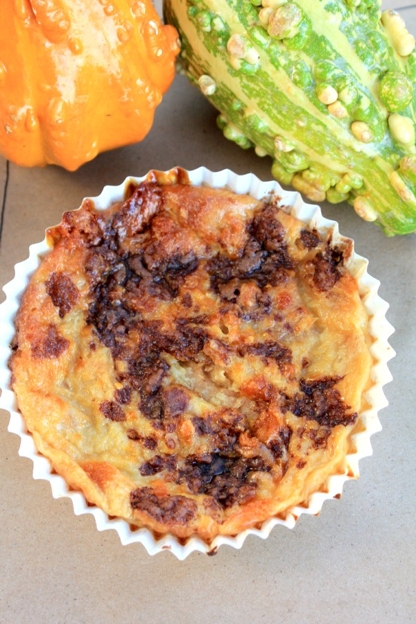 BUTTERFINGER® Bread Pudding recipe. Definitely a new classic comfort dessert at your Thanksgiving table! Also perfect for Friendsgiving! #NestleHoliday #CollectiveBias