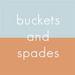 I also blog on buckets and Spades blog