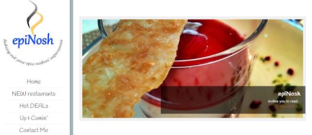 epinosh, food blog
