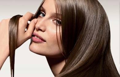 Meluruskan Rambut Keriting dengan Cara Alami