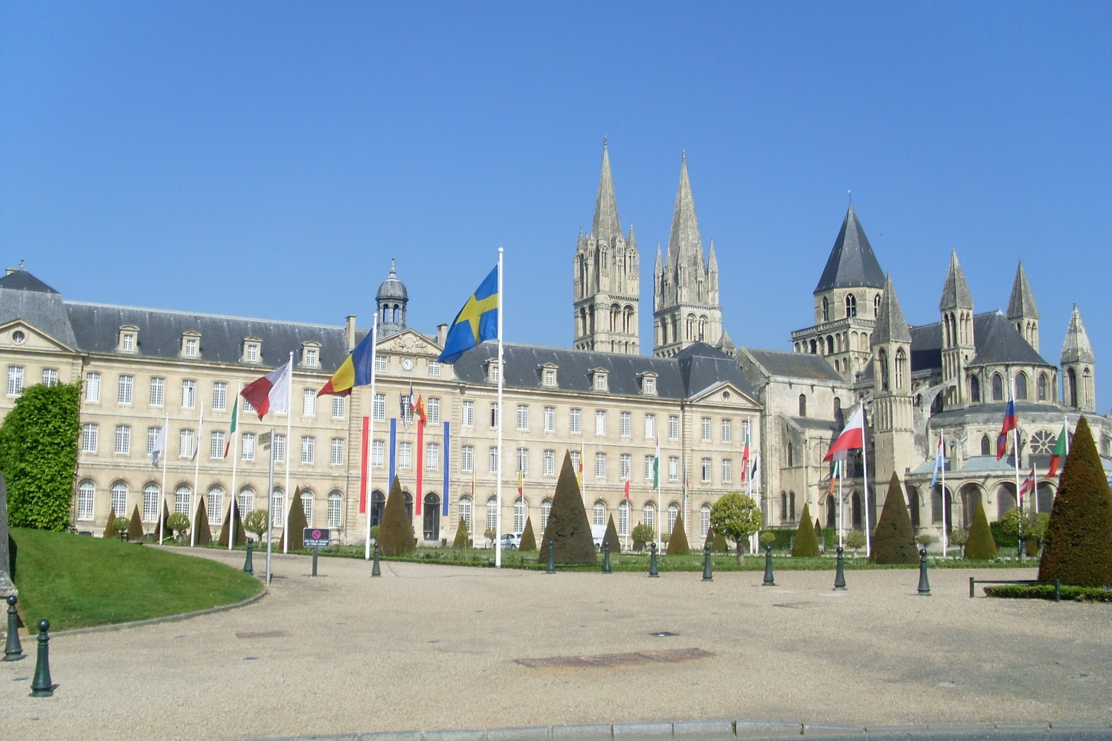 Top World Travel Destinations Caen France