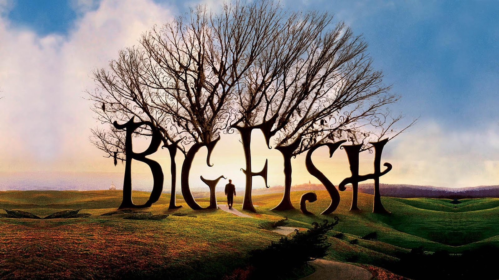 film babble blog dvd review tim burton 39 s big fish