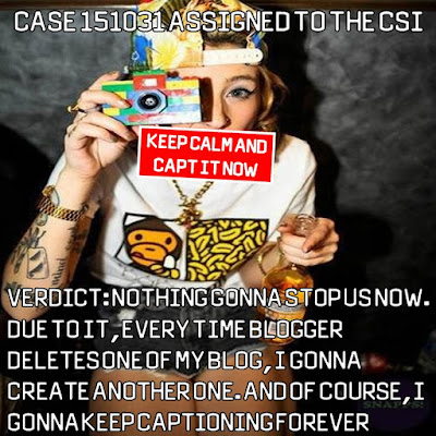 Case 151031 assigned to the CSI