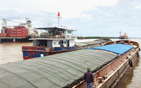 Tuyến vận tải ven biển mới chi phí siêu rẻ