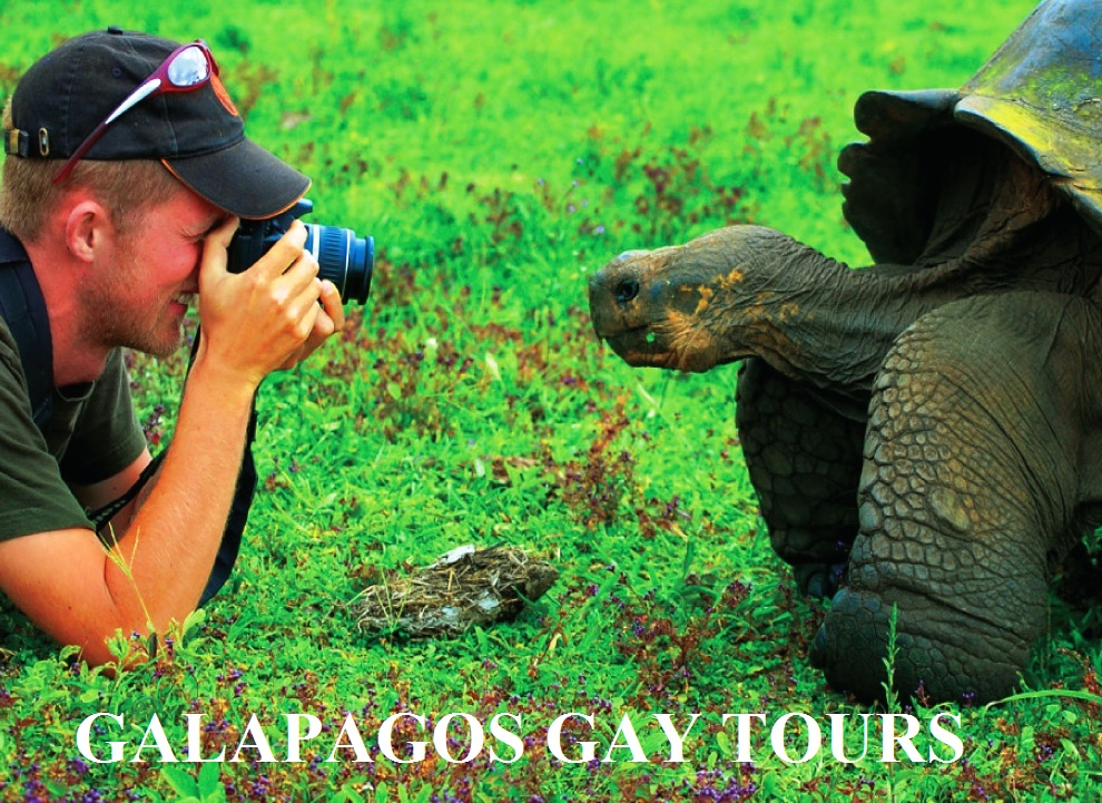Gay Friendly Tours a Galápagos