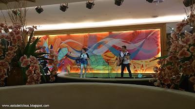 La Fiesta at MOA live entertainment