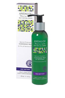 Andalou Naturals, Andalou Naturals Apricot Probiotic Cleansing Milk, cleanser, skin, skincare, skin care