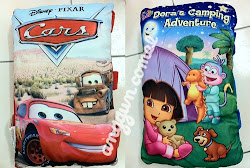 * Storybook Pillow RM45/pcs *