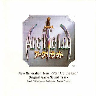 Masahiro Andoh: Arc the Lad Original Game Sound Track