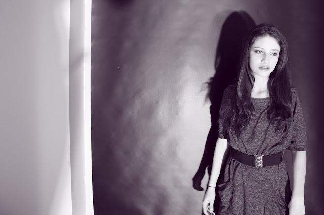 Maria Black and White 03