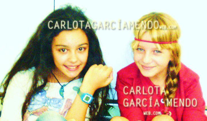 Javier Cidoncha Y Carlota Garcia
