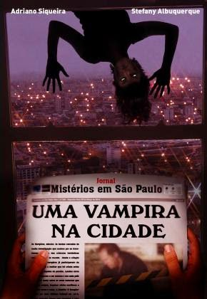 e-book gratuito - Uma Vampira na Cidade