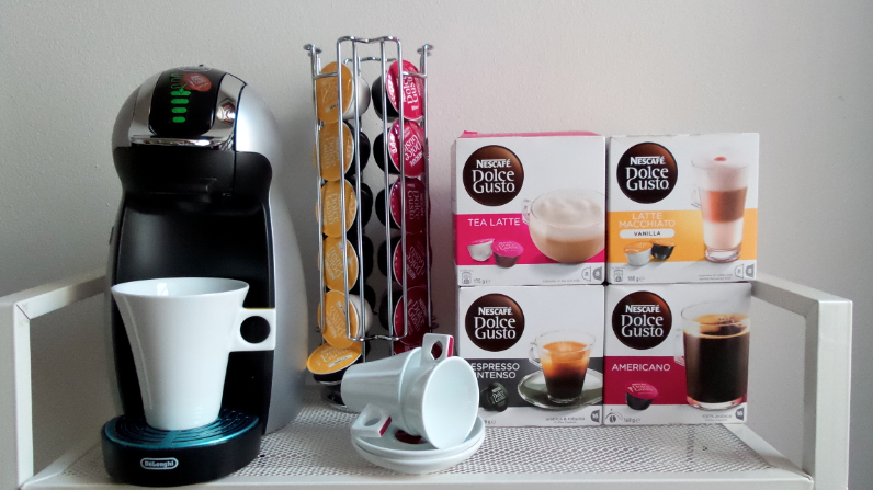 win a nescafe dolce gusto coffee machine for your home. Black Bedroom Furniture Sets. Home Design Ideas