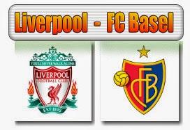 Poker Online : Prediksi Skor Liverpool vs Basel 10 Desember 2014