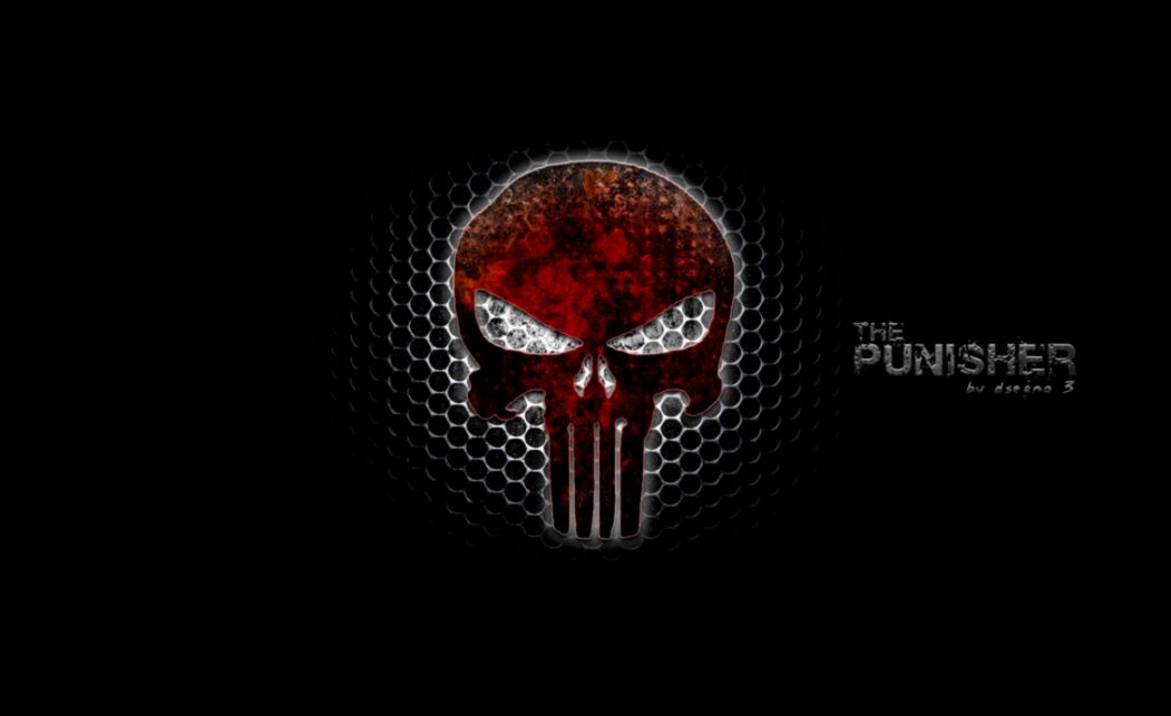 Punisher skull wallpaper cool hd wallpapers view original size voltagebd Images