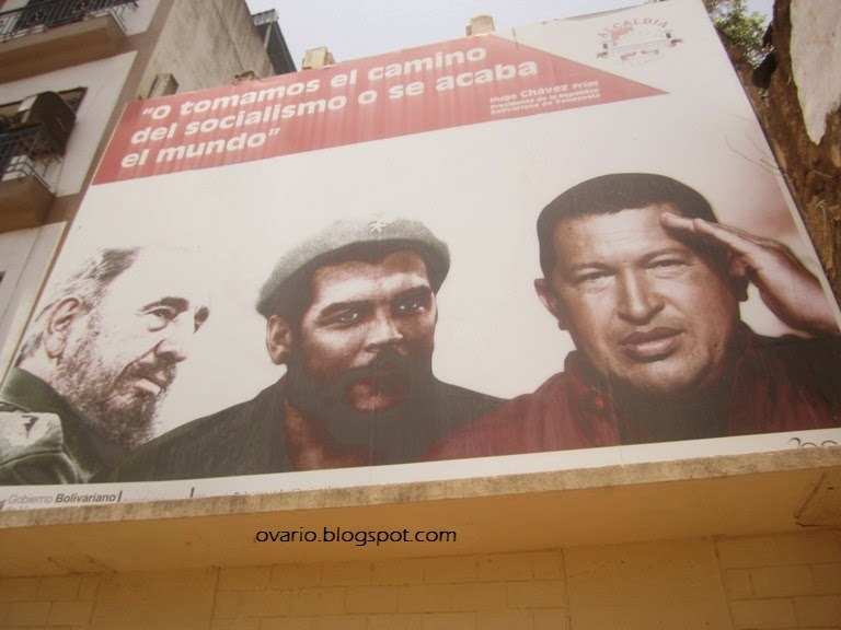 Luego de 16 años de revolución Caracas y la Guaria lucen muy mal  IMG_9520