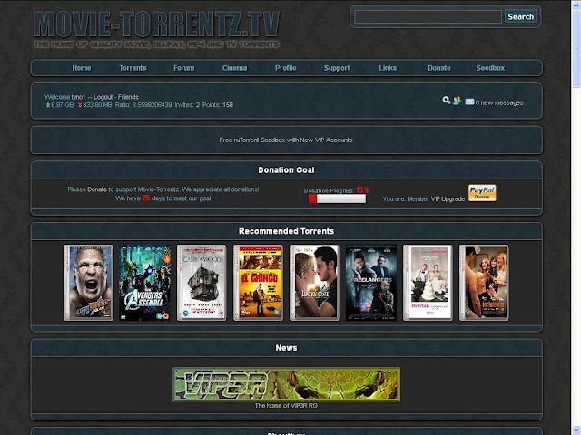 Torrentz2 - World s Best Torrent Site
