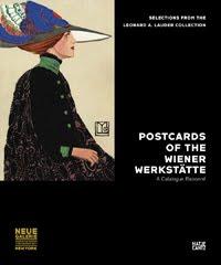 Postcards of the Wiener Werkstätte