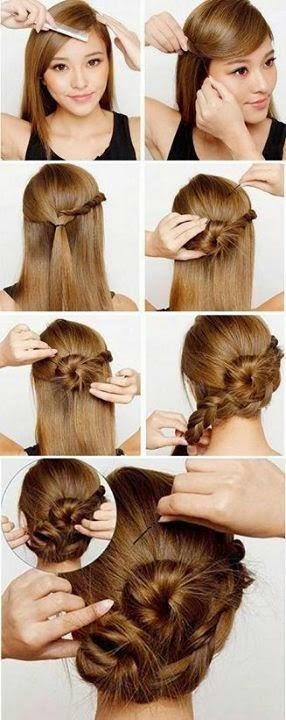 Women Hair Style Tutorials #20..