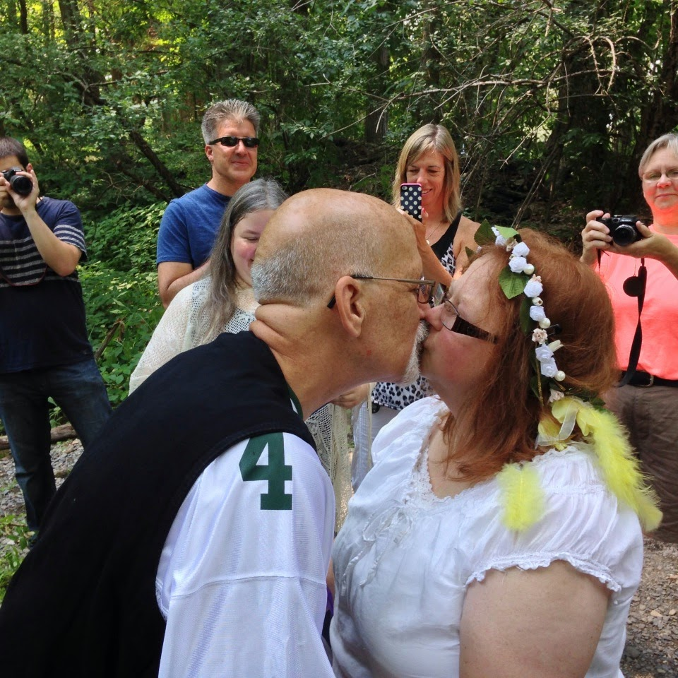 Our Handfasting