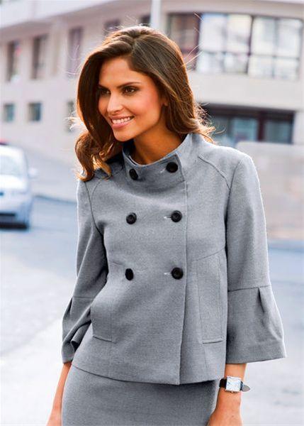 Женские пиджаки своими руками