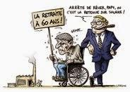 La retraite à 60 ans