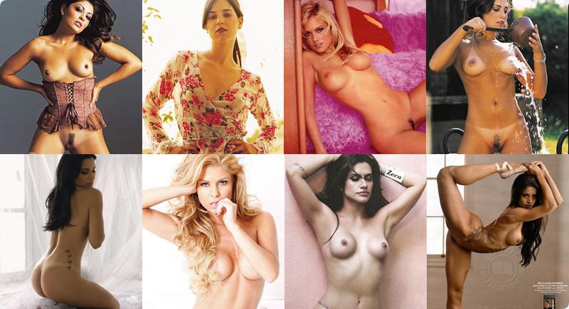 Atrizes da Globo famosas nuas na Playboy