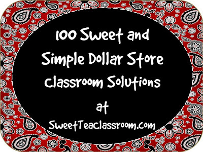 dollar store teaching ideas linky