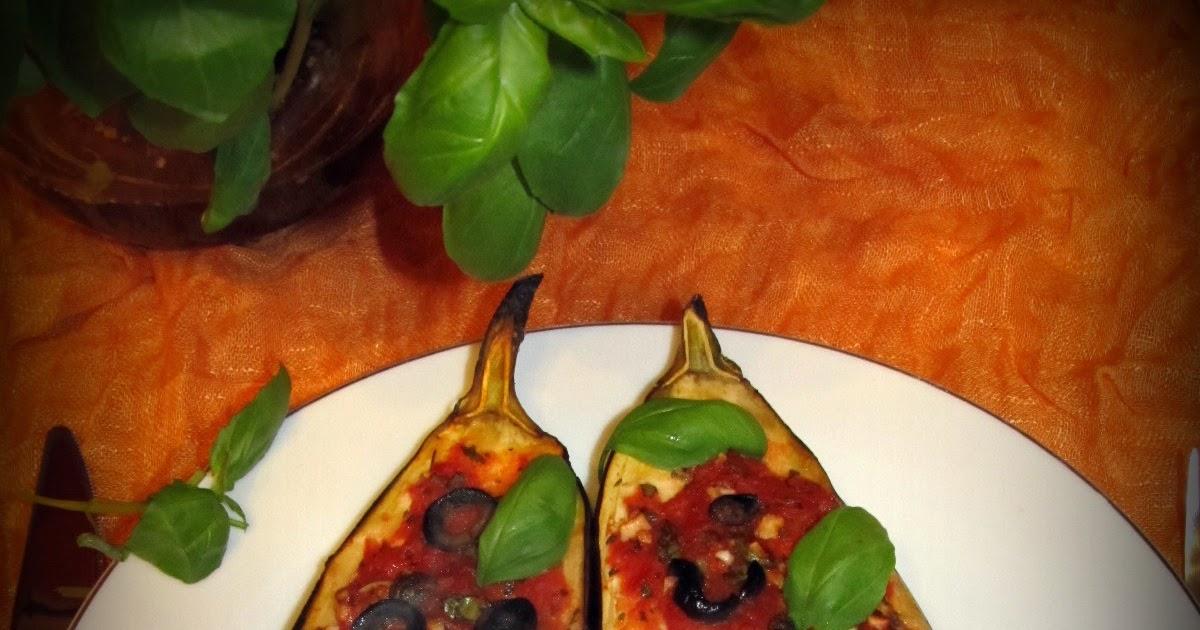 Melanzane ripiene al forno czyli faszerowane pieczone for Cie no 85 table 4