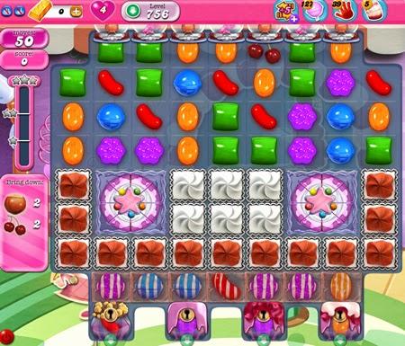 Candy Crush Saga 756