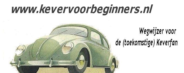Volkswagen Kever voor beginners