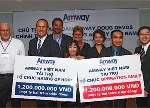 Amway Việt Nam 4