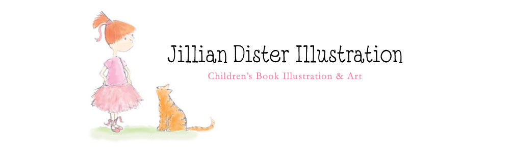 Jillian Dister Illustration