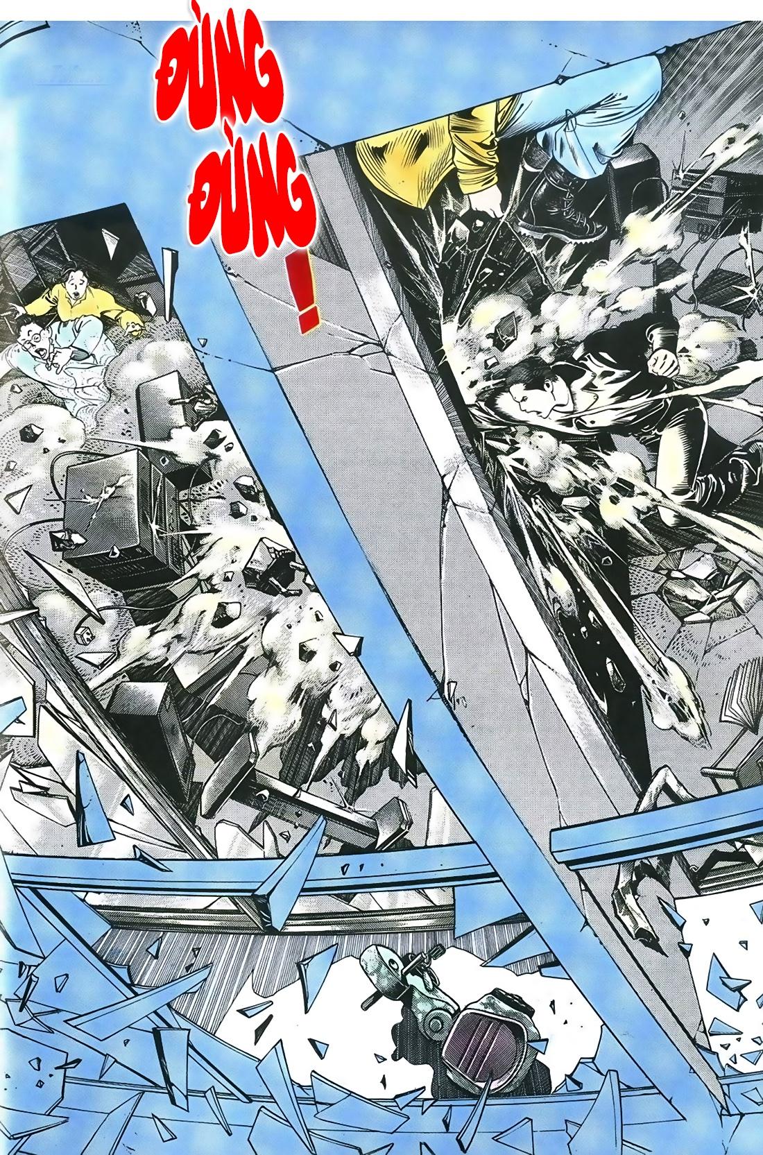 Thần Vương God Machine Chap 3 - Next Chap 4