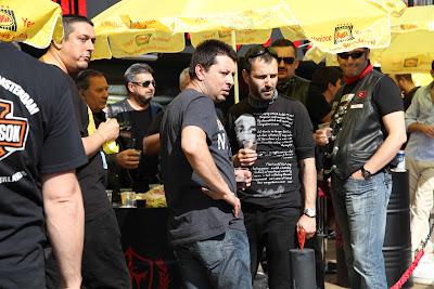 34 Kızıltoprak Showroom daki barbekü partimizden Fotoğraflar.