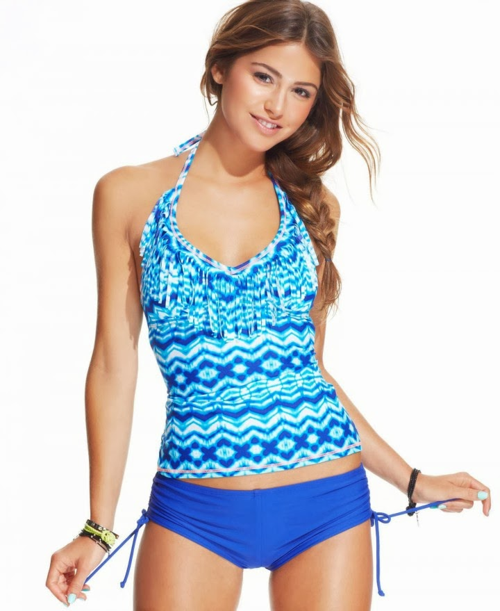 macys swimwear collection 2014 featuring jehane gigi paris