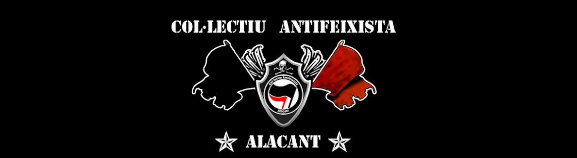 Col·lectiu Antifeixista d'Alacant