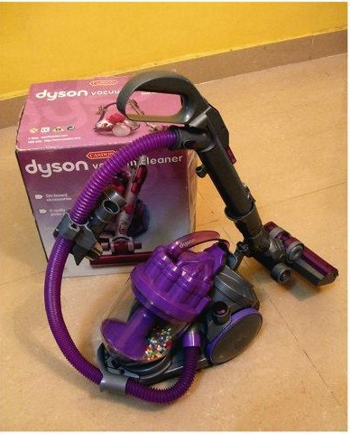 Dyson DC08 Toy Vacuum Cleaner